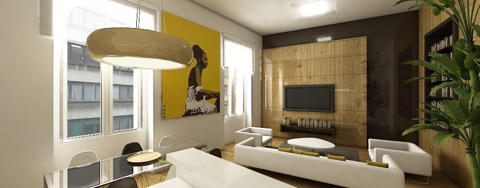 Moderní byty v domě s historií