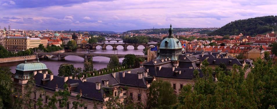 Snadno dostupné centrum Prahy